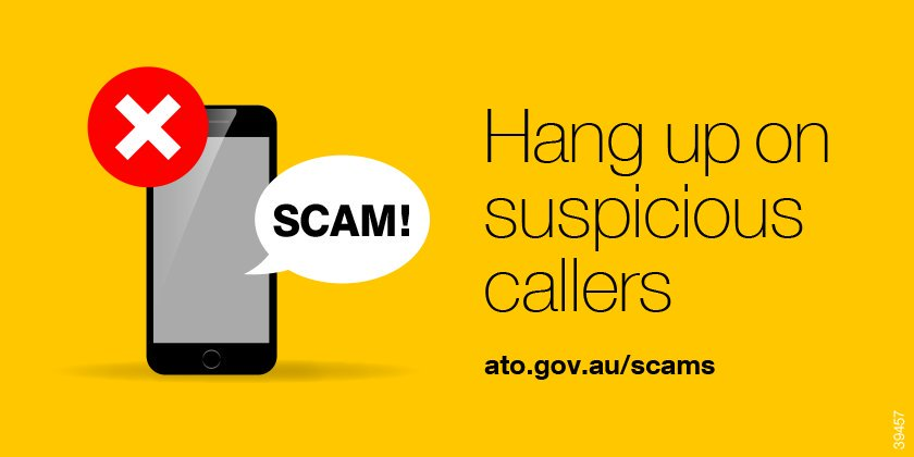 phone scams from the ATO accountants tuggerah