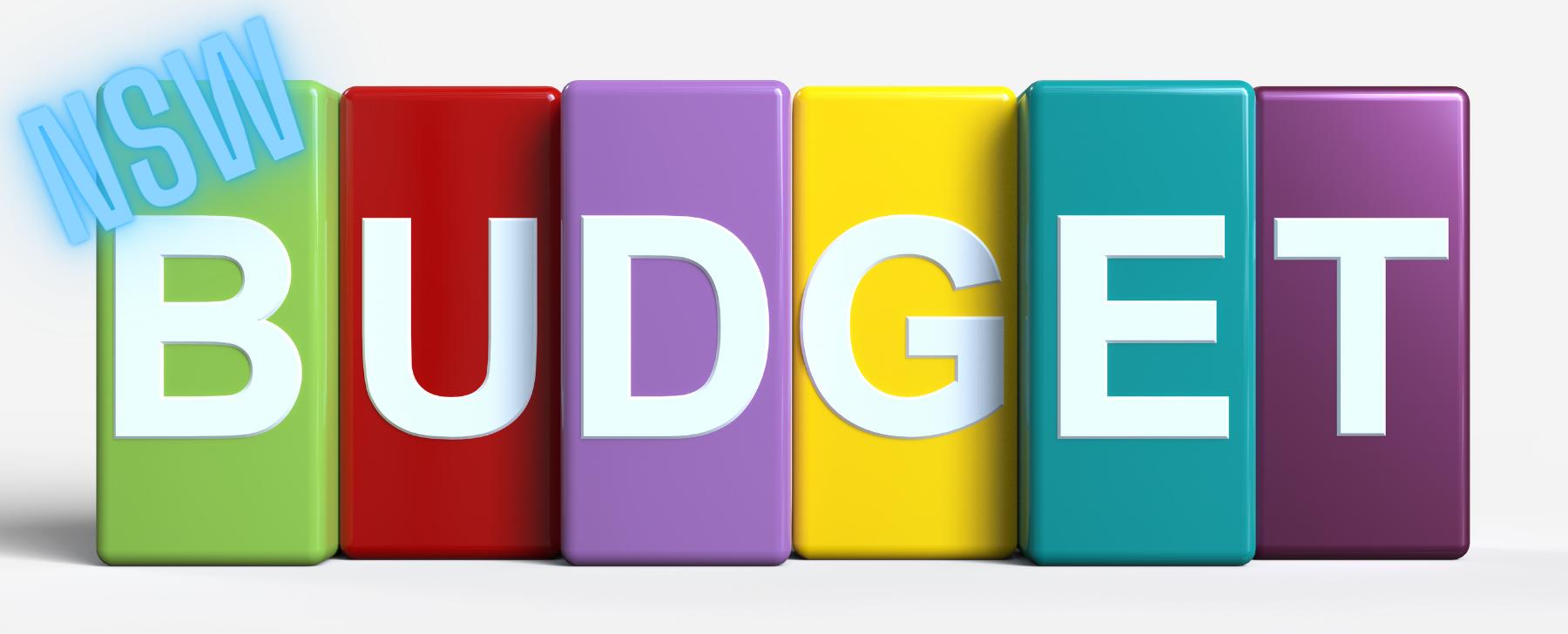 NSW Budget Summary 2020 Bishop Collins Accountants