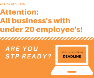 business's with under 20 employees are you STP ready