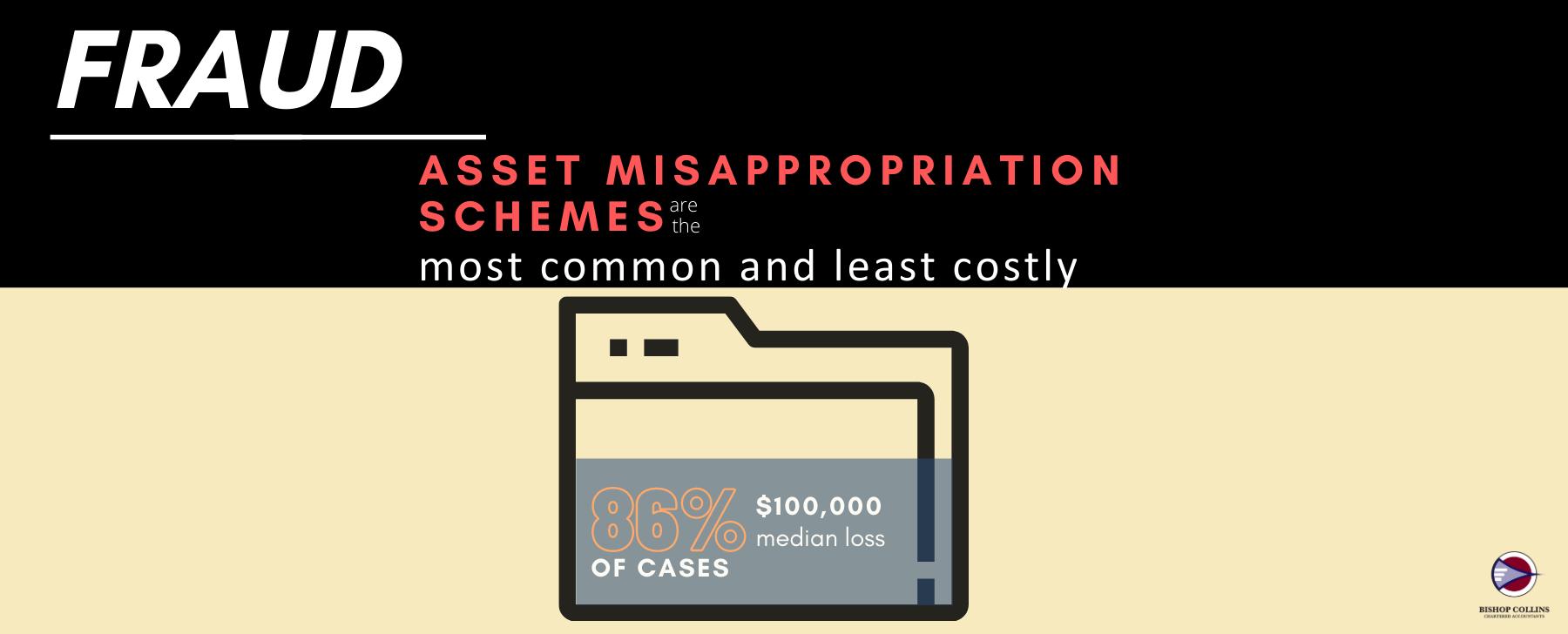 Occupational Fraud asset misappropriation schemes