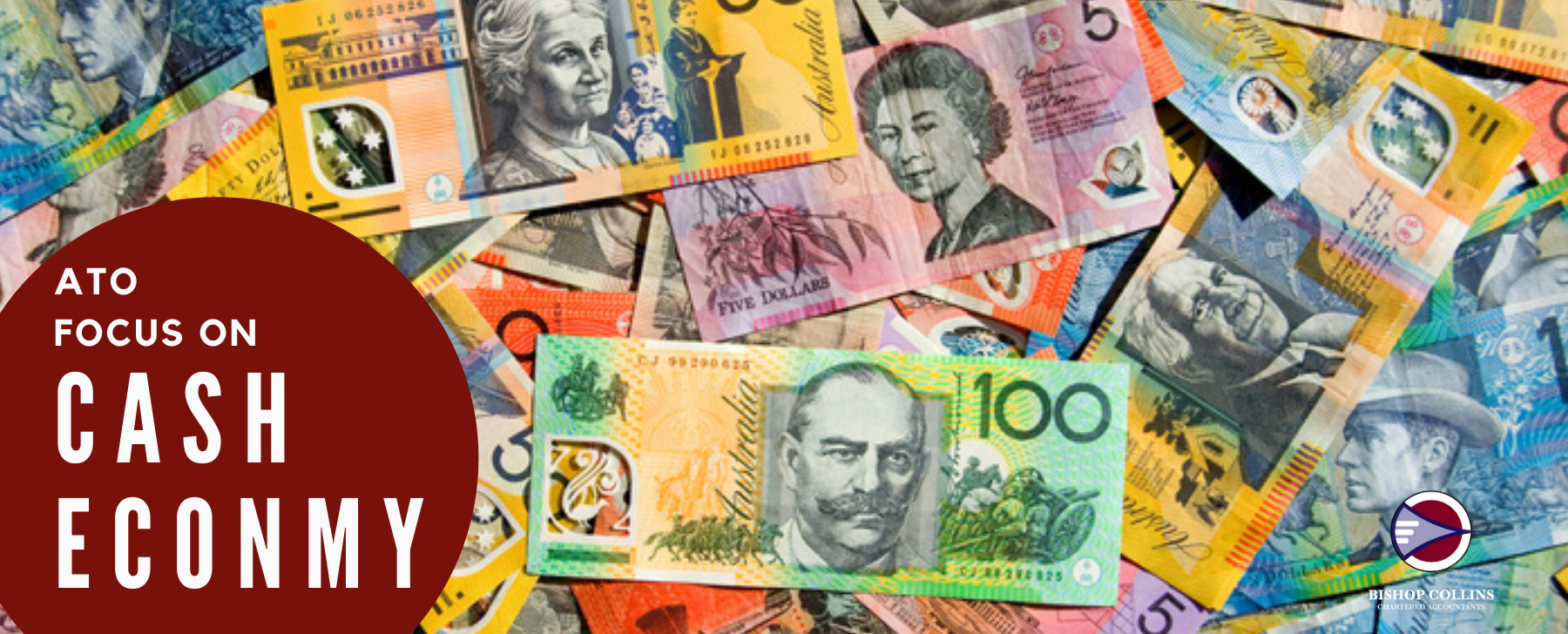 Bishop Collins Accountants focus on cash economy