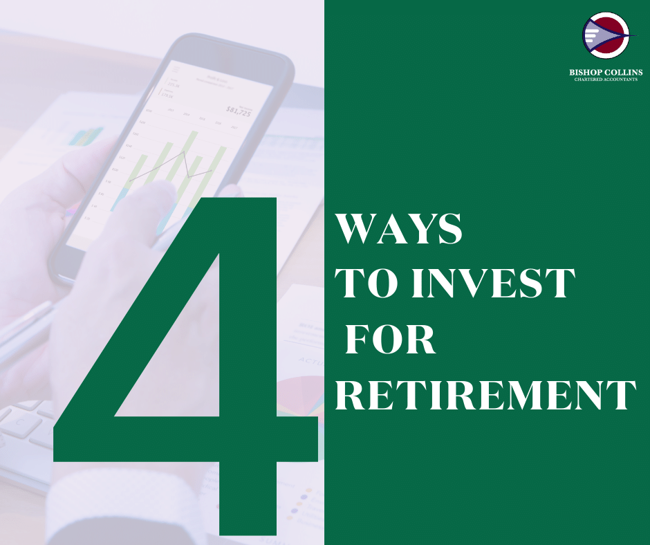4 ways to invest for retirement