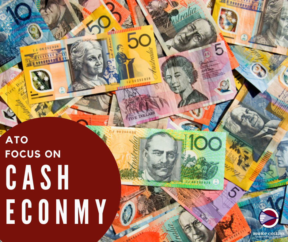 colourful australian dollars