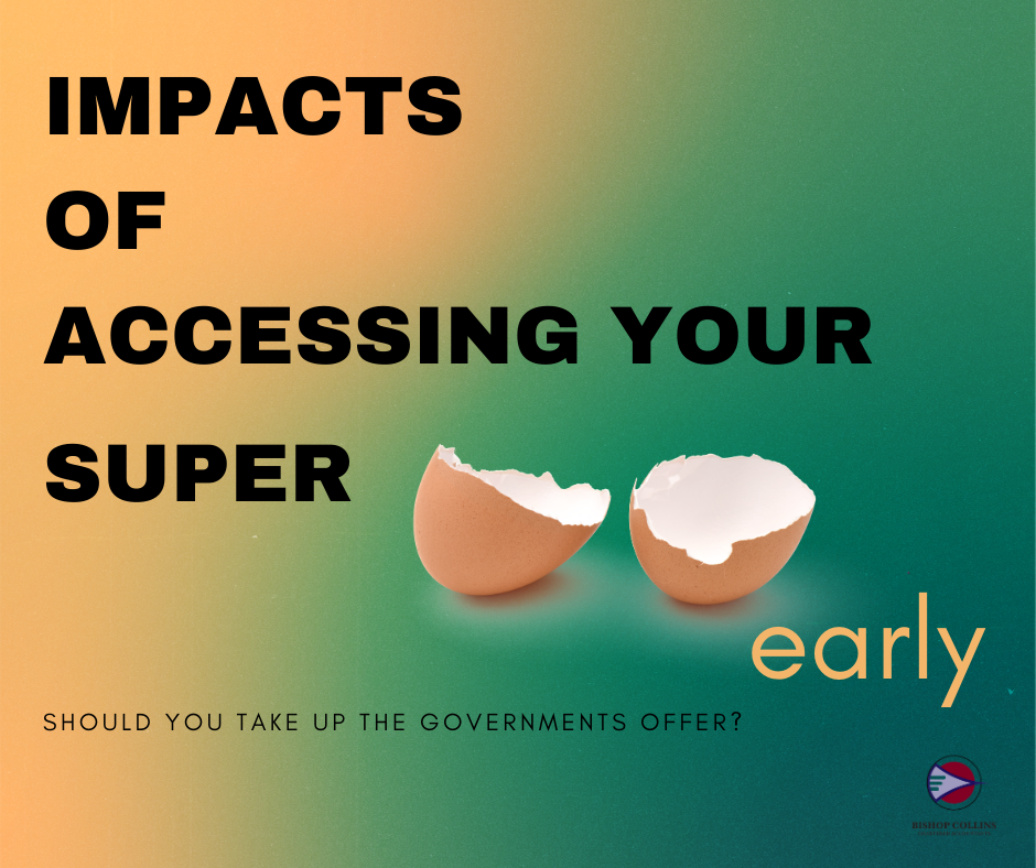 accessing your superannuation early