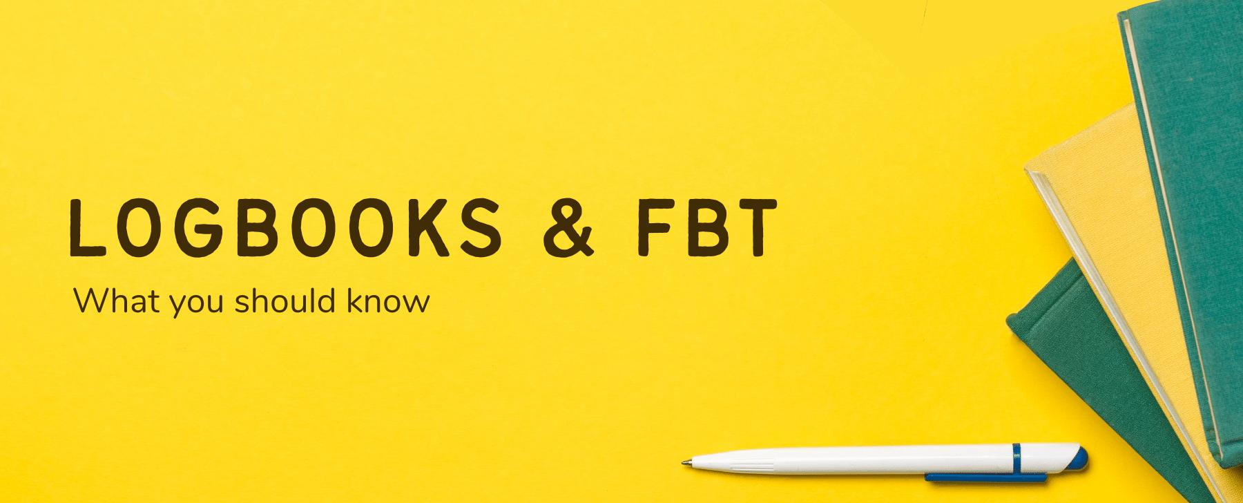 logbook and FBT