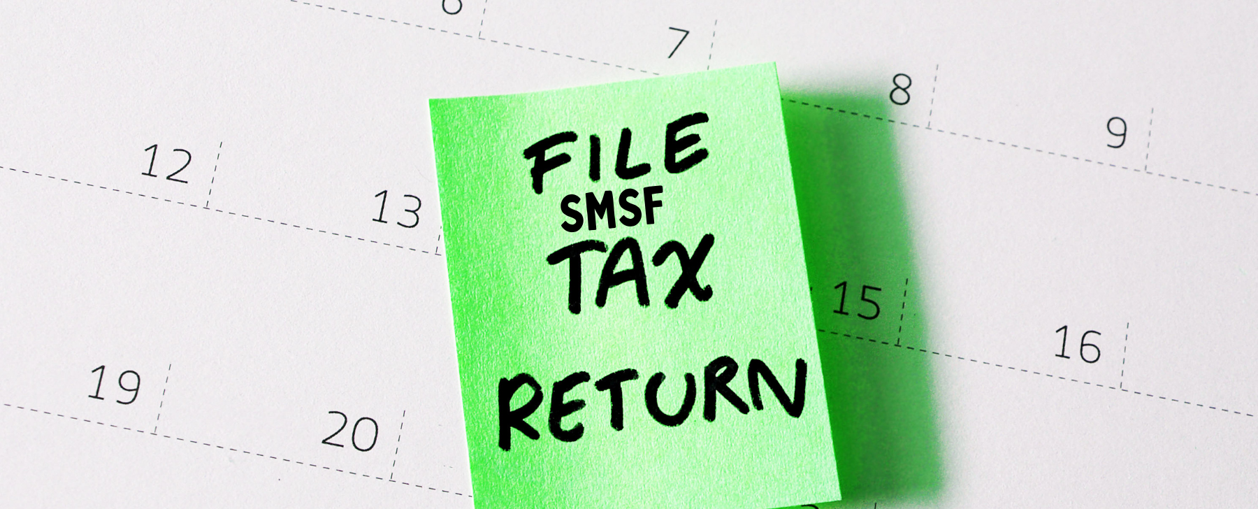 SMSF late tax returns