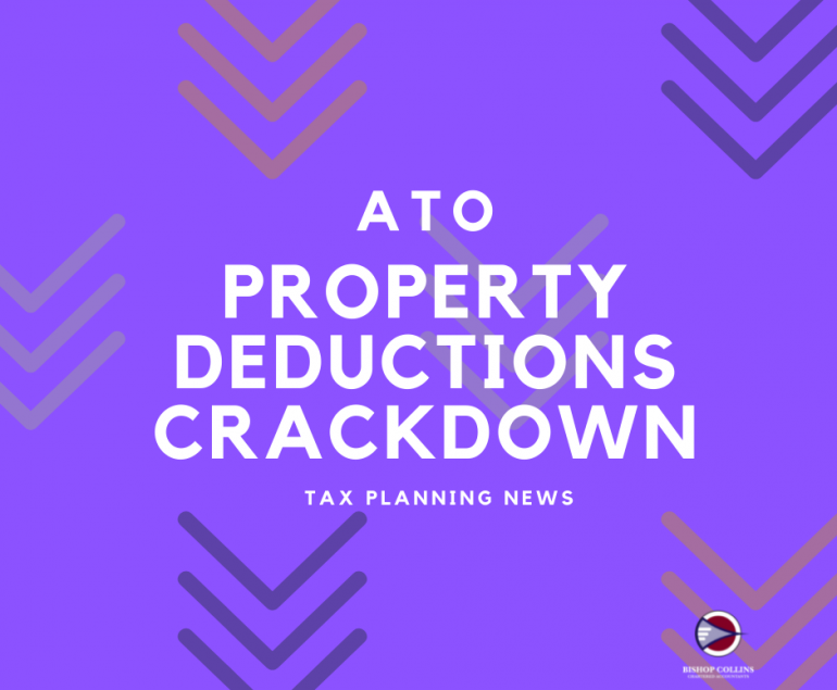 Property deductions crackdown