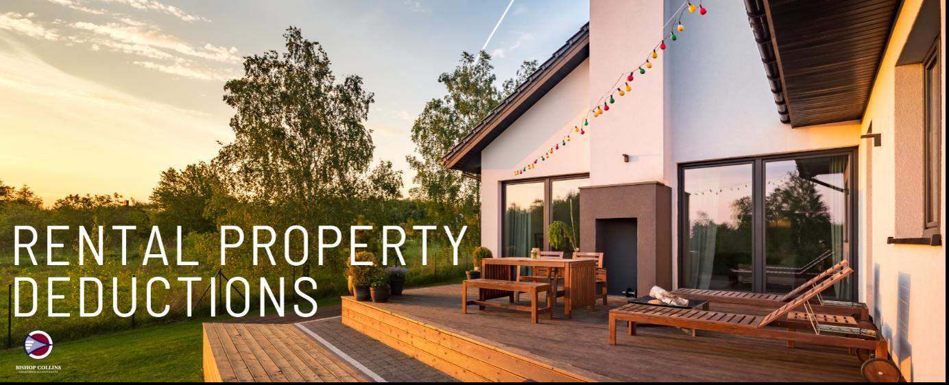 Rental property deductions